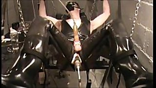 Big toy machine fucked and milked - xtube porn ...